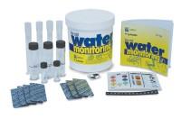 pH, Dissolved Oxygen, BOD, Nitrate, Phosphate, Temperature, Turbidity, Coliform Screening
