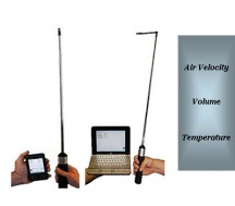 AIR SPEED MONITORING KIT
