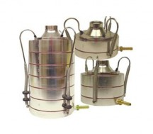 Variable Impactor Microbial Sampler