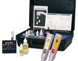 By determining corrosive conditions in water supplies, this test kit supports a water supplier lead in drinking water abatement program.