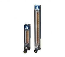 model P single flow tube meters
