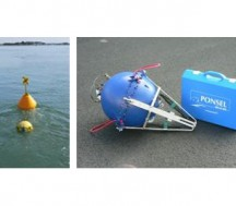 Compact and low cost buoy for short term monitoring