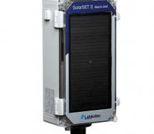 SolarSET with with flashing beacon